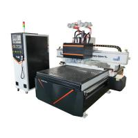China ATC Automatic Tool Change CNC Router Woodworking CNC Engraving Machine on sale
