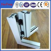New! Aluminium extrusion frame for window and door china wholesale price Manufactures