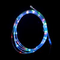 China Soft White LED Rope Light Connectable 360° Directional Shining Ultra Flexible on sale