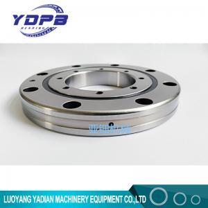 RU124 X (G) UUCC0 P4 Crossed Roller Bearings Robotic use bearings  china manipulator cross roller bearing manufacturer Manufactures