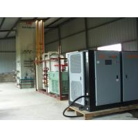 Skid Mounted Industrial Oxygen Gas Plant Cryogenic Separation Unit 100 m3/hour Manufactures
