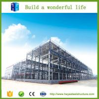 HEYA prefabricated industrial sheds heavy steel frame building supplier Manufactures