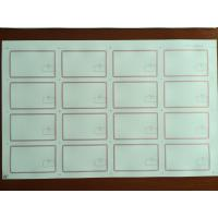 CR80 Card Inlay NTAG 213 Chip Access Control Card NFC Function ISO 14443A for Phone Manufactures