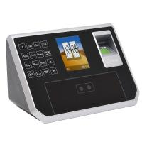 Buy cheap Office building Touch Screen Facial Recognition Face Time Attendance with WIFI from wholesalers
