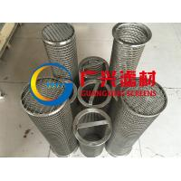 hot sale stainless steel316L OD 100mm wedge wire screen tube From China Manufactures