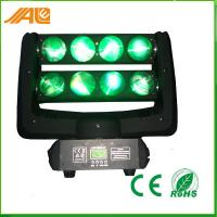 Quality 8 x 10w RGBW 4in1 / white color Spider Beam Moving head DJ Stage Lighting for sale