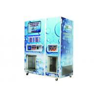 China Carbon Steel Water Proof Water Vending Machine With 2 Independent Vending Zone on sale