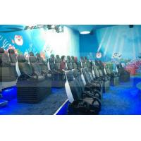 SGS Flexible Cabin 7D Motion Cinema 7 D Theater With NEC Sonipanic Speaker Manufactures