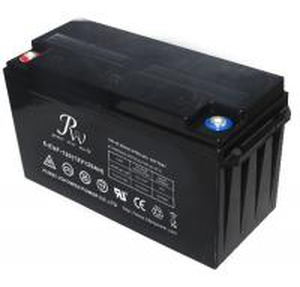 High Capacity SLA Sealed Lead Acid Golf Cart Batteries12V 120AH Non Spillable Manufactures