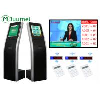 China Multifunctional Advertising Screen Display Ticket Dispenser Machine on sale