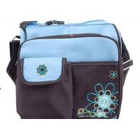 China Modern Small Nappy Changing Bags Mummy bag 30x20x27 cm microfiber Material on sale
