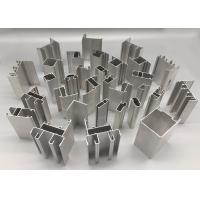 Professional Extruded Aluminum Profiles For Kitchen Cabinet Door Frame Manufactures