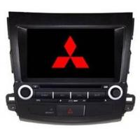 2 DIN 8 Touch Screen Car CD Player for Mitsubishi Outlander (TS8976) Manufactures