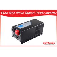 Pure Sine Wave Output Inverter  1 - 6KW Inverter with Charger Manufactures