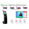 AUTO Queue Management Machine Touch Screen Self Service Multi - function for sale