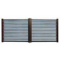 China Stainless Steel 30 Vacuum Tube Solar Collector With CE, SRCC, Keymark Approved on sale