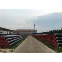 China Carbon Welded Big Size Gi Erw Steel Pipe High Zinc Coating With American Or British Threads And Plastic Caps on sale