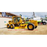 China 135hp 25% Gradeability XCMG Mini Motor Grader GR135 Max Tilt Angle 90 Degree on sale