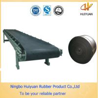 Ep/Nn Solid Woven Endless Flat Rubber Conveyor Belt (without seam) Manufactures