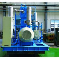Nitrogen booster compressor air separation plant 2LY9.2/30-Ⅱ 3Z3.51.67/150, Vertical ,two row,two stage, Manufactures