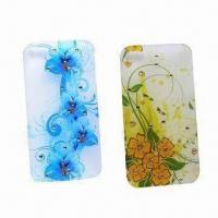 Patterns for Mobile Phones and iPhone, with Diamond Case, Available in Various Styles Manufactures