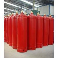 Seamless Steel Fire Fighting Cylinders from China Professional Manufacturer Manufactures