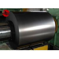 Galvalume / Galvanized Cold Rolled Steel CR Zinc Coating 120g For Light Industry Manufactures