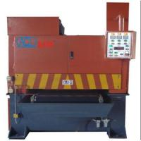 China Metal belt grinding finishing polishing Machines for Oxide removal on sale