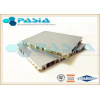 Mill Finished Honeycomb Door Panels , Curved Honeycomb Panels Thermal Insulation Manufactures