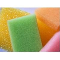 China Reticulated Air Filter Foam with High Efficient Filtration Polyurethane Materials on sale
