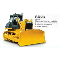 SHAN TUI Power 230HP Heavy Machine Bulldozer Straight - Tilt Blade With Angle Blade With Semi - U Blade Manufactures