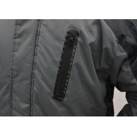 Quality Durable Mens Winter Work Clothes / Windproof Outdoor Workwear Clothing for sale
