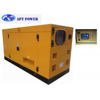 30kW / 33kW Cummins Diesel Generator Couple with Mecc Alte Brushless Alternator Manufactures