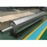 Customized Precision Chrome Plated Rollers Mirror Like Finished Stainless Steel Manufactures