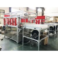 500ml Bottle Bagging Machine / 10 Kw Power Plastic Bottle Wrapping Machine