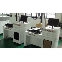 China Yag Pulse Fiber Laser Welding Machine For Metal Products , 500W  Three Phase on sale
