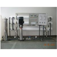 Industrial Water Purification Plant With 2 Stage Reverse Osmosis System 5T/H Manufactures