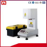 China Melt Indexer White Metal Rubber From Gaoge-tech China GAG-R908 on sale