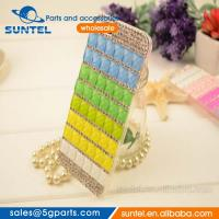 Fancy!rhinestone chain luxury PC cell phone case for phone Manufactures