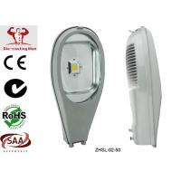 Aluminum Lamp Body 50W LED Street Light Fixtures , Outdoor Waterproof LED Road Light Manufactures