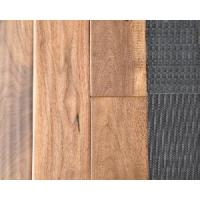 China Kangda Radiant Heat Walnut Solid Wood Floors on sale