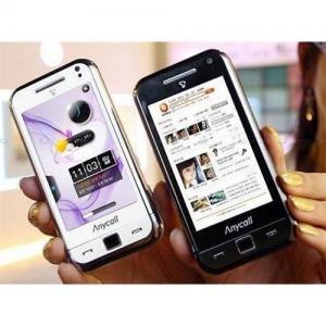 Samsung i900 Omnia 8GB Manufactures