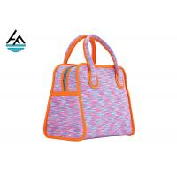 Fashion Large Durable Built Neoprene Tote Bag With Handle Easy Carry Manufactures