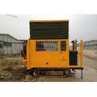China Box Type Crawler Cone Penetration Test Apparatus Four Cylinder Diesel Engine Water Cooling on sale