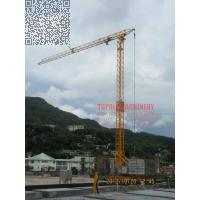 self erect mobile tower crane PT2508 without foundation Manufactures