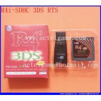R4i-SDHC 3DS RTS 3DS game card 3ds flash card Manufactures