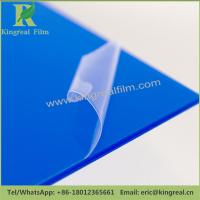Custom Sizes and Colors Adhesion Surface Protective Acrylic Sheet Protection Film Manufactures