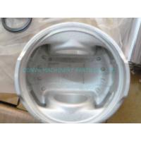 Steel Cylinder Liners 4bd1 Engine Parts , Bore Piston And Sleeve 8-94452912-0 Manufactures