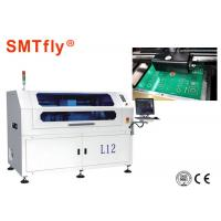 1200mm Solder Paste Printing Machine PCB LED Printer With Scraper System SMTfly-L12 Manufactures