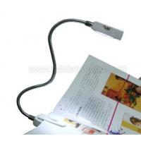 LED USB Flexible Book Light, LED Reading Book Lights Manufactures